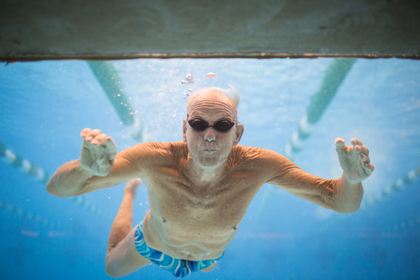 5 Swimming Exercises for a Sore Back