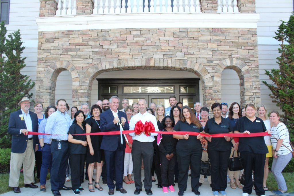 Ribbon Cutting Celebrates New Cherokee Chamber of Commerce Partner