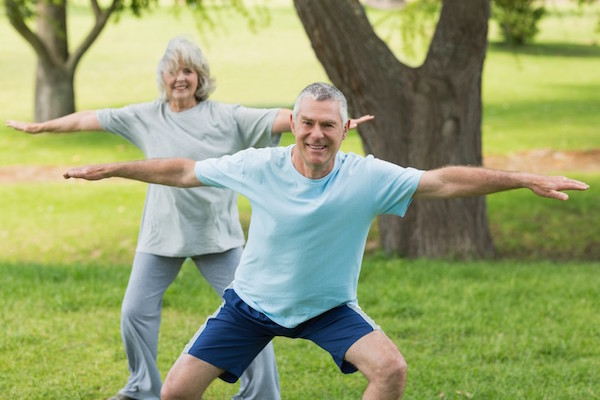 5 Exercises Seniors Can Do to Stay Loose