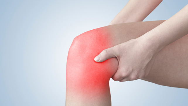 Living With Knee Pain