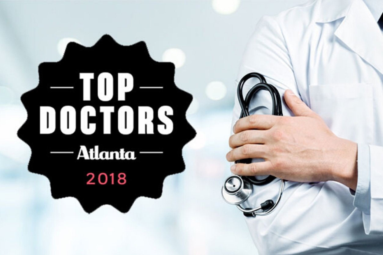 Atlanta Top Doctors 2018