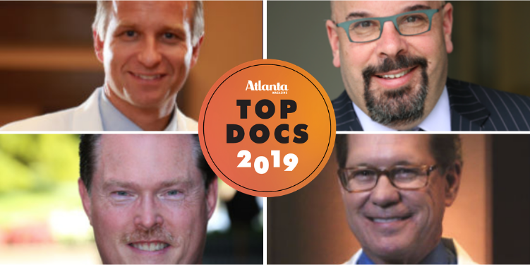 Four Alliance Spine and Pain physicians receive Top Doctors honors in Atlanta