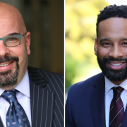 Headshots of Dr. Rosenfeld and Dr. Epps.
