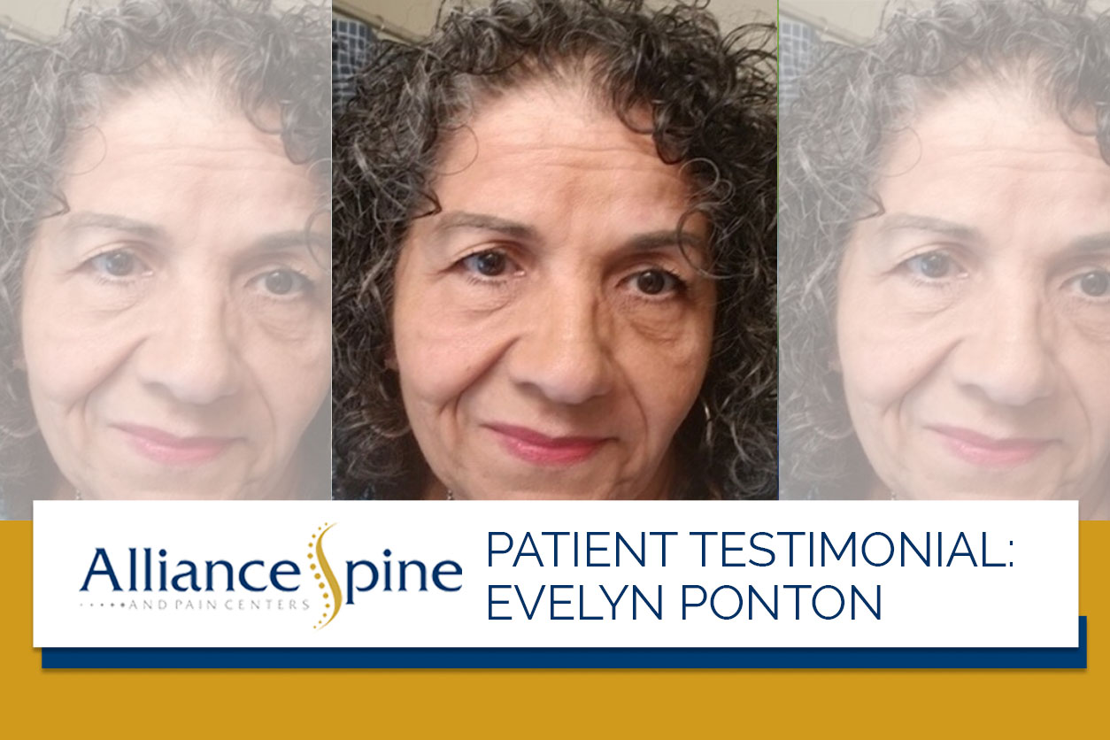 Patient Testimonail: Evelyn Ponton
