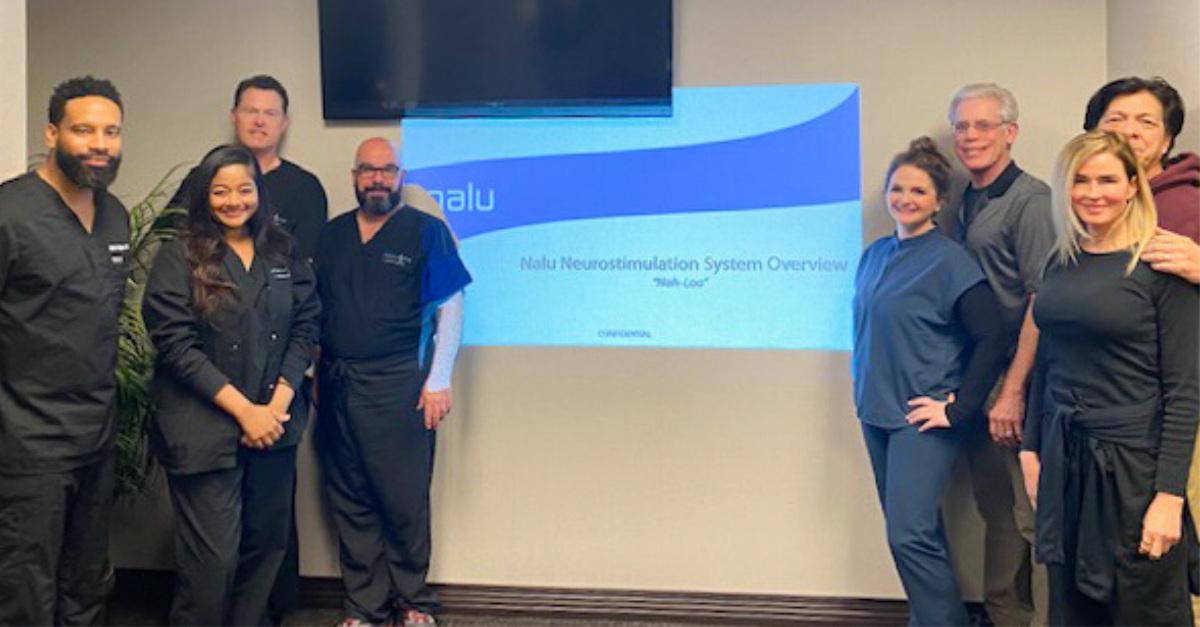 Alliance Physicians Training for New Innovative Technology