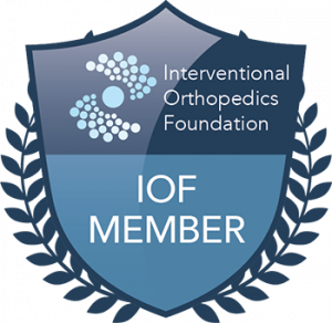 Interventional Orthopedics Association (IOF) Member