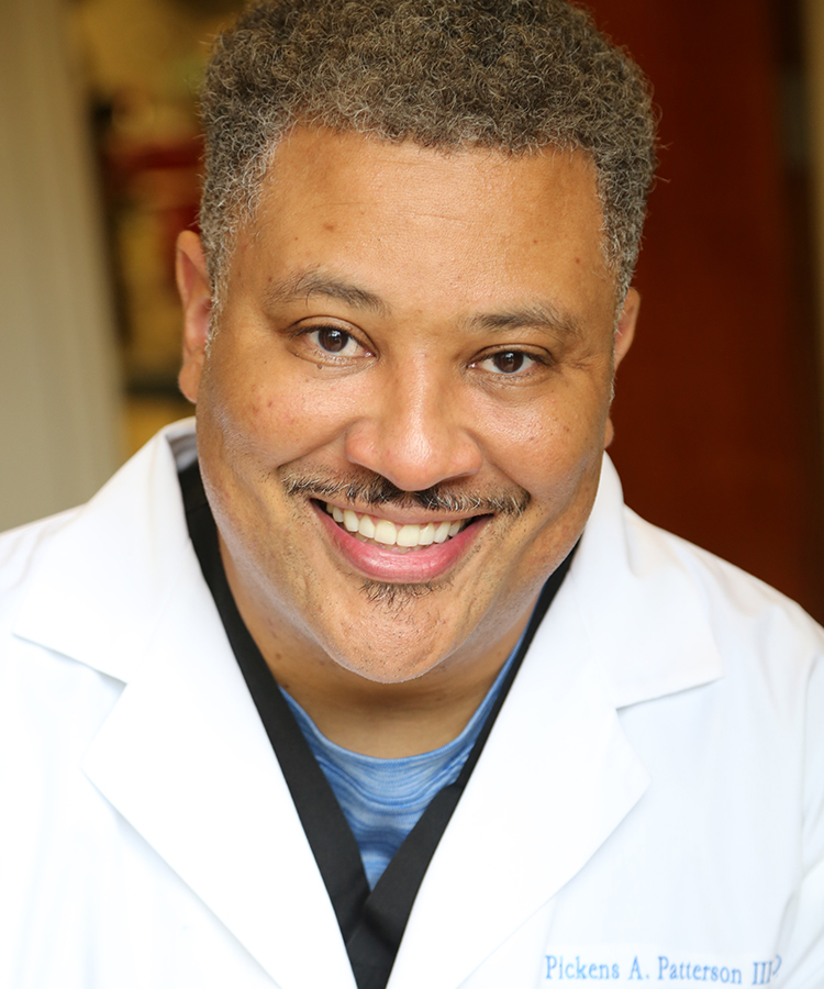 Pickens A. Patterson III, MD