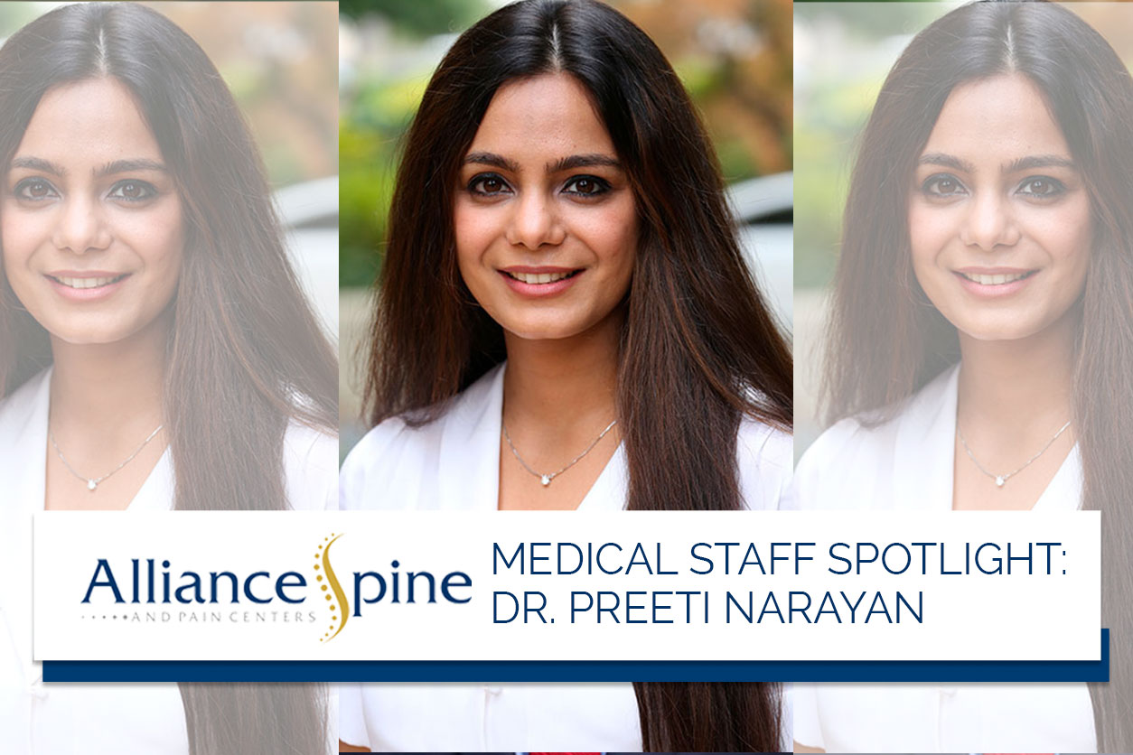 Medical Staff Spotlight: Dr. Preeti Narayan (headshot)