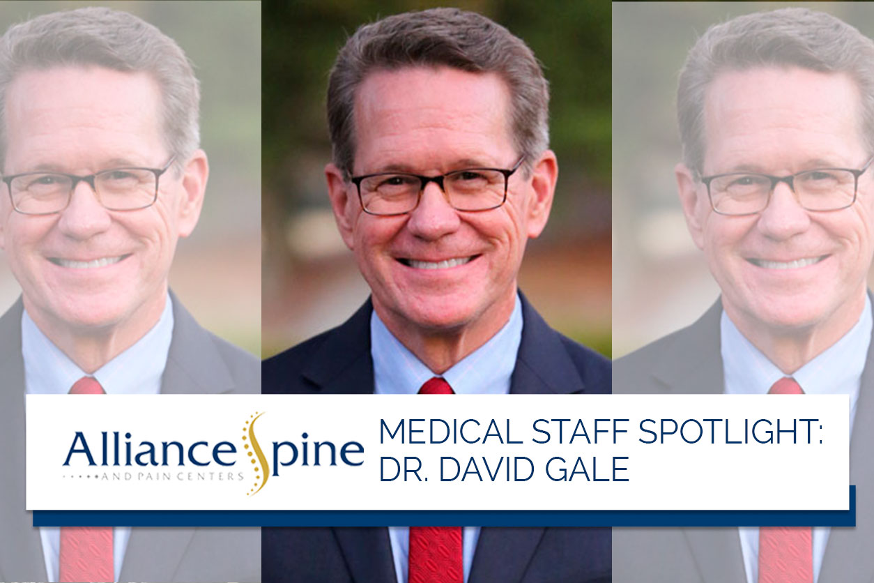 Medical Staff Spotlight: Dr. David Gale (headshot)
